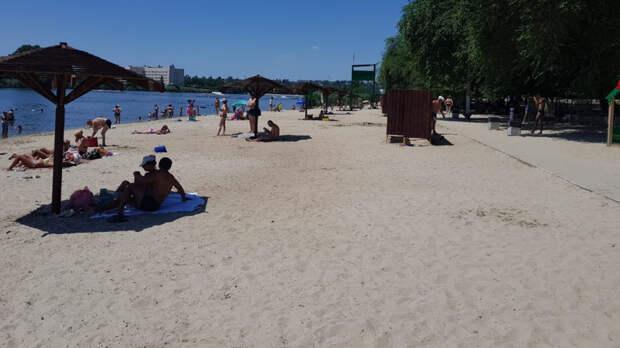 ВРостове-на-Дону откроются только три официальных пляжа