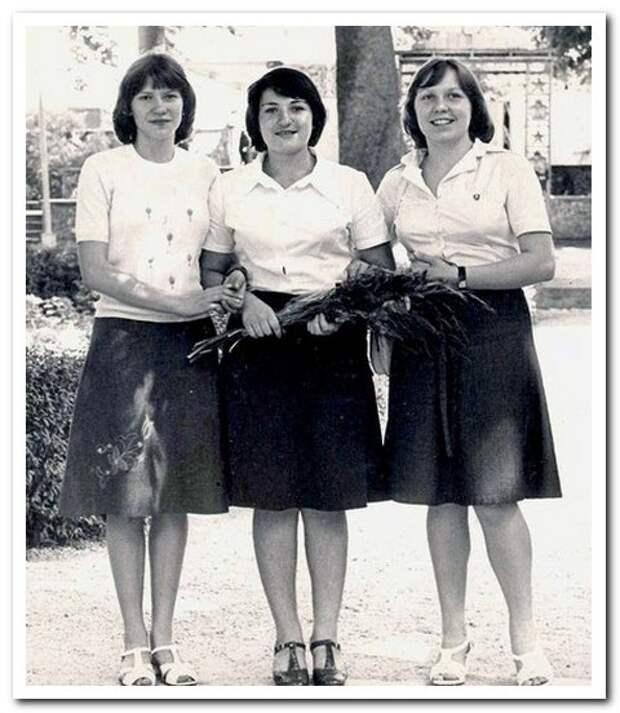 школа 60 года