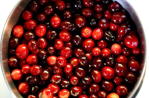 5 овощей и ягод, особенно полезных в ноябре