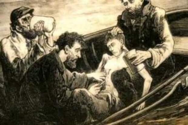 Суд над экипажем яхты «Резеда» по обвинению в каннибализме (рассказывает Алексей Кузнецов)