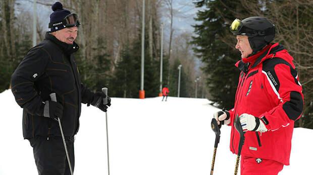Готовят новогодний подарок: Александр Лукашенко опять едет к Владимиру Путину