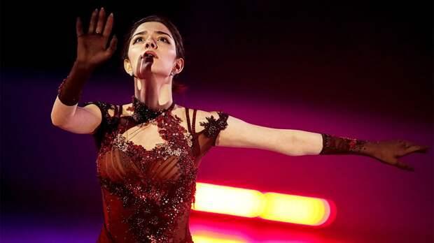 Медведева сыграет в новом ледовом шоу Авербуха «Анна Каренина»