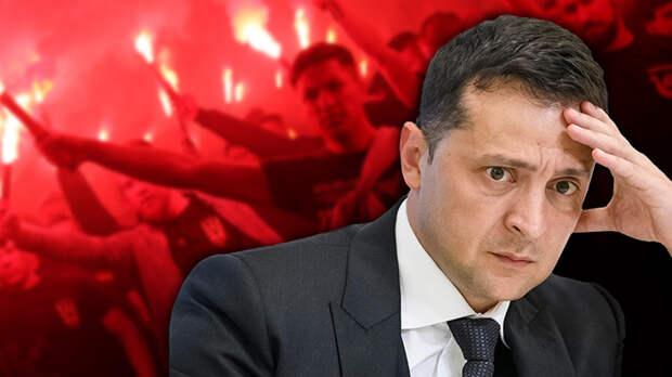 Украинские военные готовы взять Донбасс, но Зеленскому не хочется жевать галстук