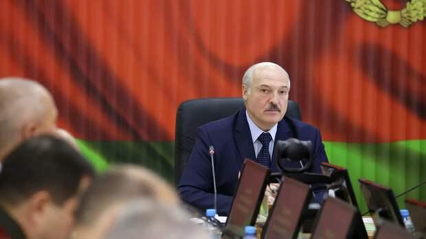 Лукашенко назвал заявления об отравлении Навального фальсификацией