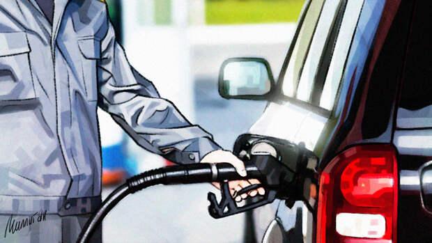 Кабмин обязал нефтяников продавать бензин независимым АЗС по рыночным ценам
