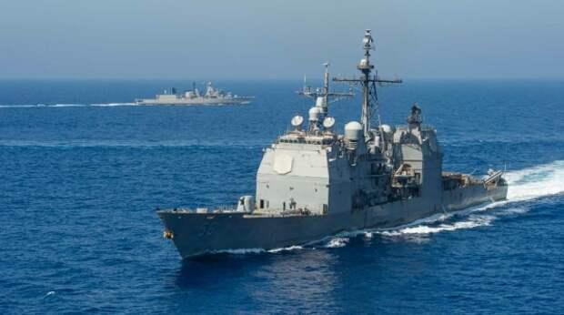 США грозят отправить корабли в Черное море