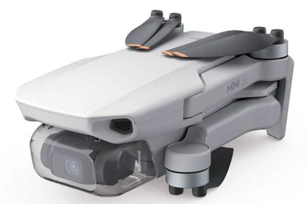 Квадрокоптер DJI Mini SE станет самым доступным дроном компании— всего $299