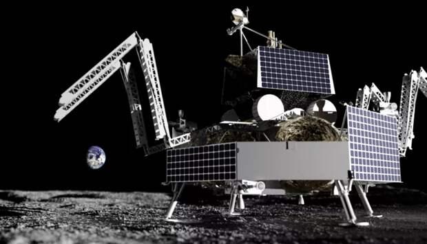 Falcon Heavy доставит ровер VIPER к Луне