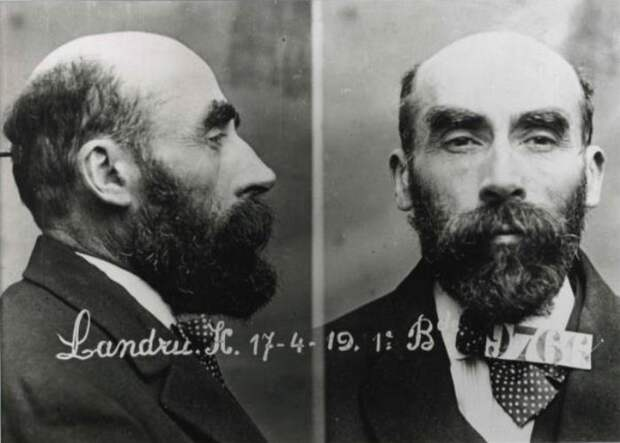 Анри Ландрю, аферист и убийца | Фото: misteriopress.com