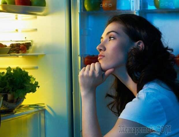 11 стратегий спасающих от вечернего переедания