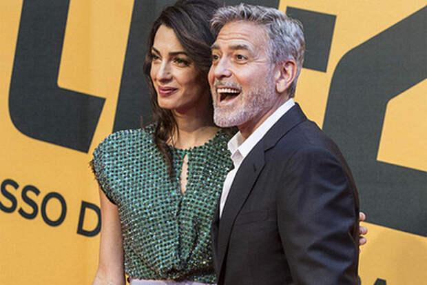 Джордж Клуни решил сделать ремонт изатерроризировал соседей