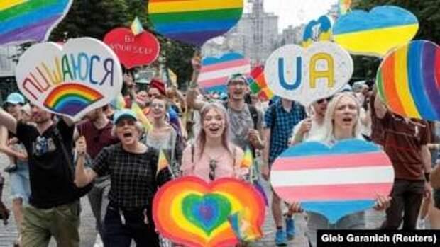 Удивительные приключения ЛГБТ в России