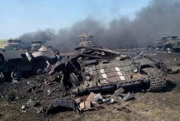 Sohu спрогнозировало итог ракетного удара Украины по России
