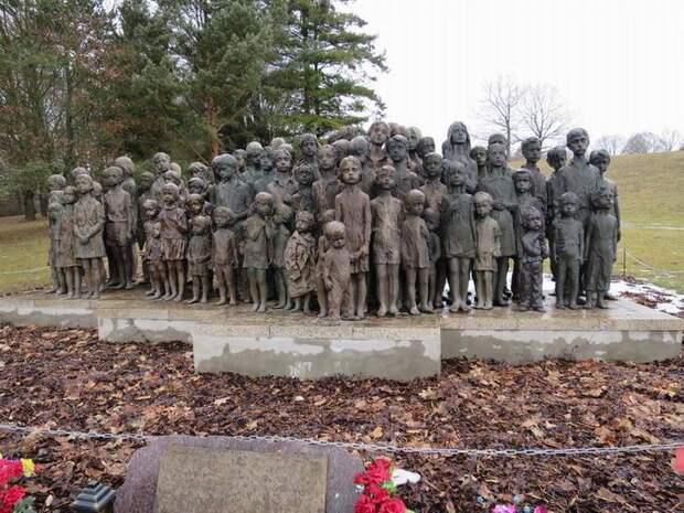 Немного о «не концентрационном» лагере Саласпилсе в Латвии