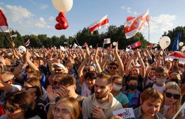Польские НПО разжигают майдан в Белоруссии