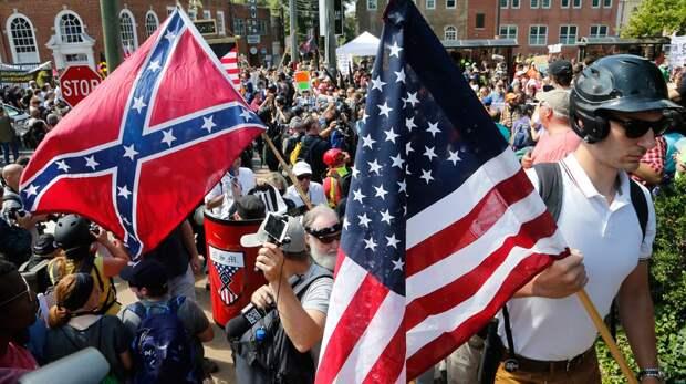Гражданская война в США неминуема