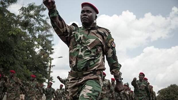 Правительственные войска ЦАР освободили город Иппи от боевиков