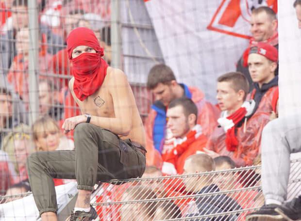 Распотребнадзор отреагировал на появление фанатов на матче «Зенит» - «Спартак»
