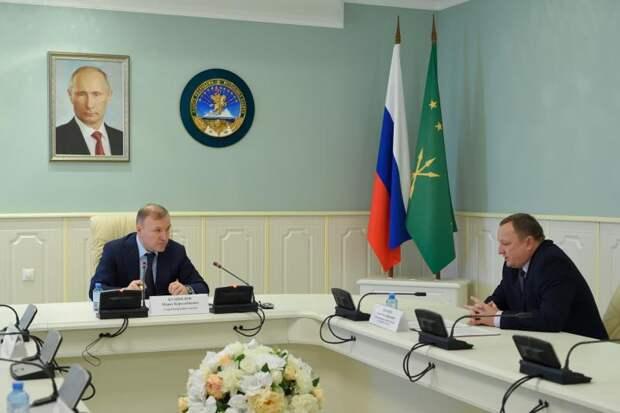 Мурат Кумпилов обозначил ключевые задачи в работе Уполномоченного по правам ребенка в республике