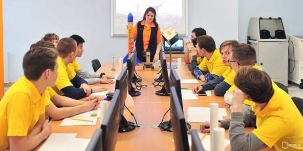 Детские технопарки Москвы пригласили горожан на семейные мастер-классы