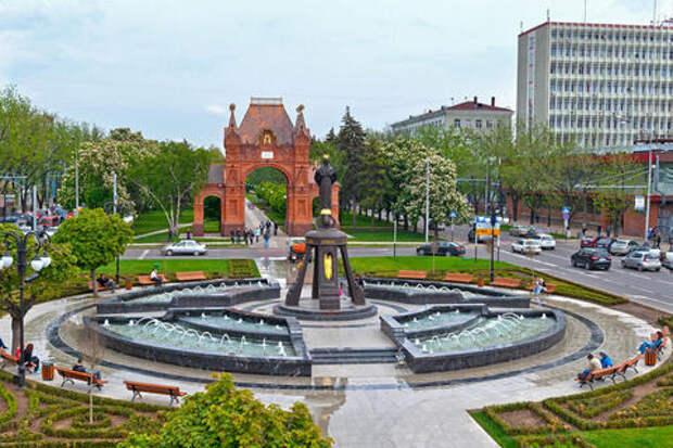 Сегодня Краснодар отмечает свой 228-й день рождения