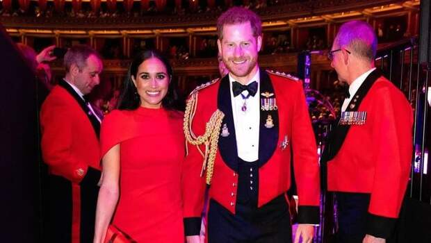 Экс-дворецкий объяснил, почему принц Гарри взял в жены Меган Маркл