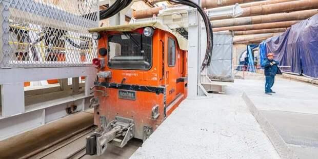 Строители БКЛ планируют завершить проходку всех тоннелей в этом году