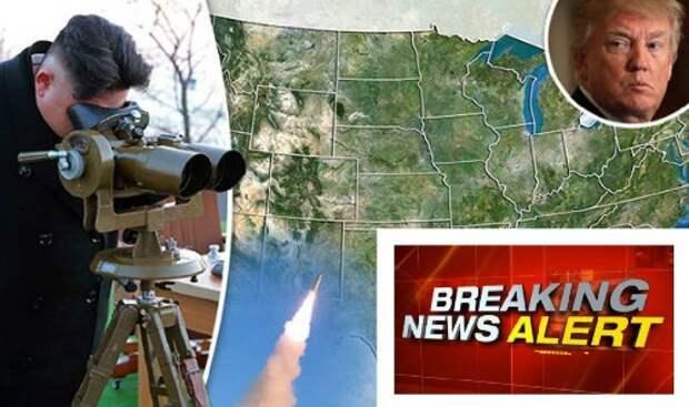 Северная Корея обязалась начать войну против США… ЗАВТРА