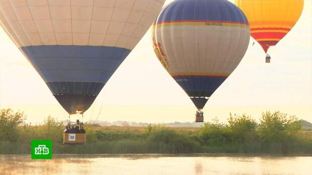 Фестиваль воздухоплавания «Небо России» прошел в Рязанской области