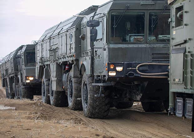 Ракетчики ЮВО на Северном Кавказе подготовили ОТРК «Искандер» к летнему режиму эксплуатации и заступили на боевое дежурство