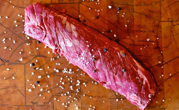 Готовим разные части говядины исходя из того, сколько в ней жира. Смотрим 10 разных частей