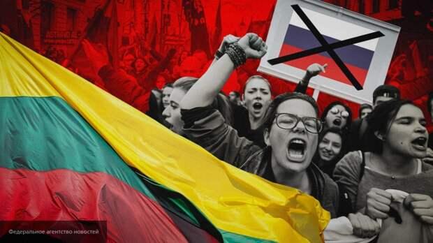 В Литве пожинают горькие плоды агрессивной политики против Москвы и Минска