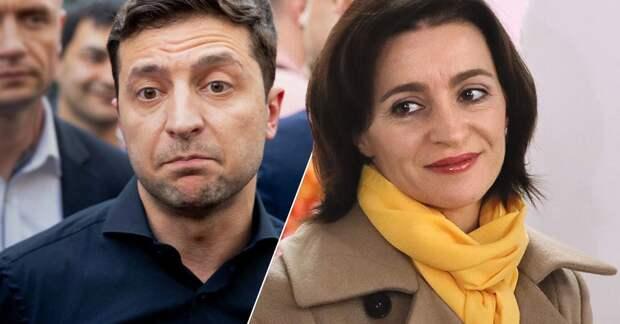 Страна-«скунс»: Украина создала повод для импичмента президента Молдовы