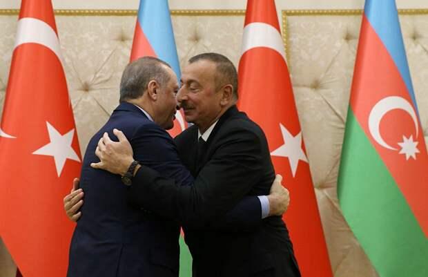 Турецкое подстрекательство