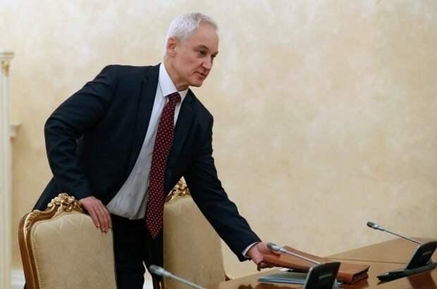 Андрей Белоусов заявил о риске повышения цен на бытовую технику и лекарства