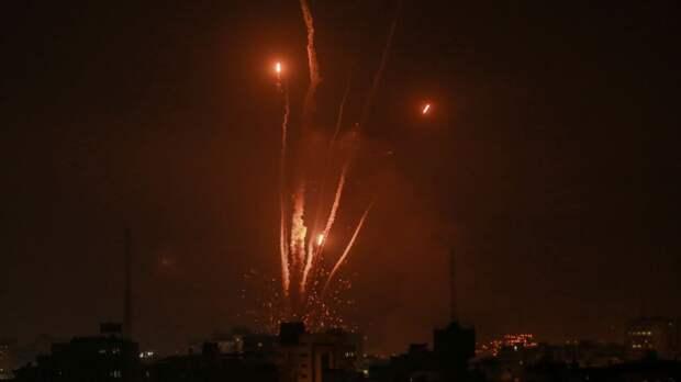 Жертвами авиаударов Израиля стали 126 жителей сектора Газа