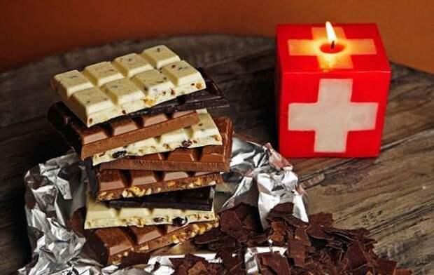 35 удивительных фактов о шоколаде