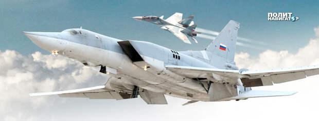 «У русских тоже такие есть!» – Карасев напуган американскими B-52 в украинском небе