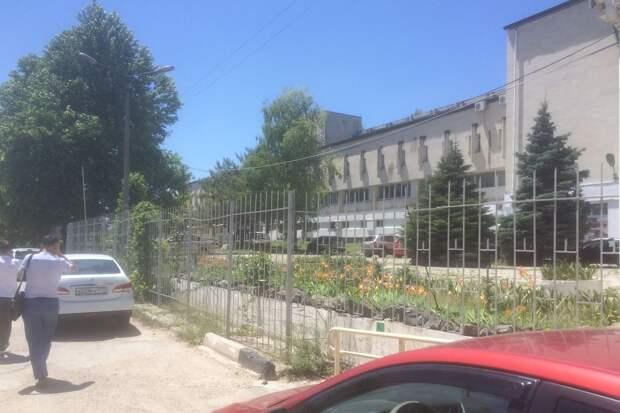 Площадку возле ДКП в Симферополе приведут в порядок