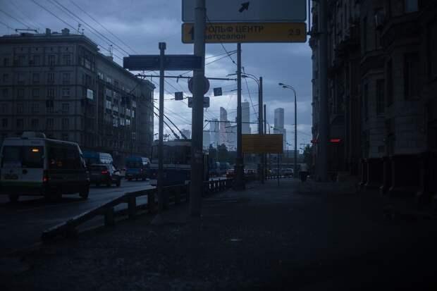 Синоптик рассказал, когда в Москве закончатся дожди
