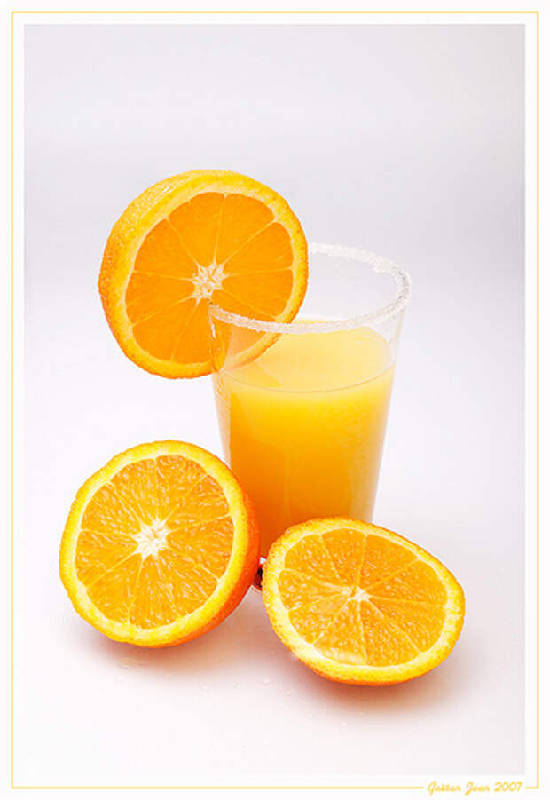 Апельсиновый сок полезен для здоровья