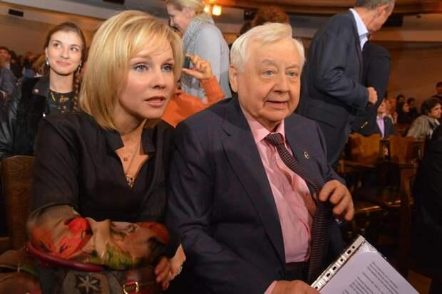 Мария Голубкина: «Я за Проклову! При жизни Табакова она просто не могла говорить»