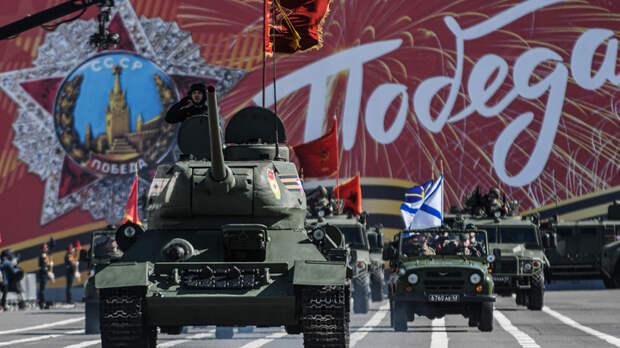 """Экс-чиновница Госдепа, увидев парад, заговорила по-русски: """"Это большая честь"""""""
