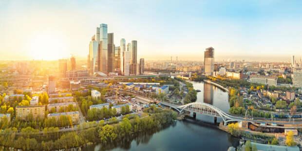 К следующим выходным в Москве установится 31-градусная жара