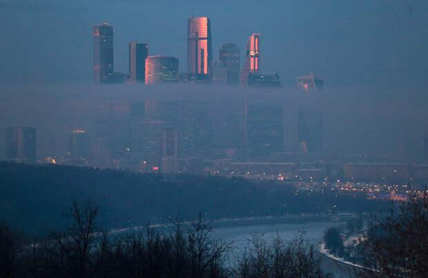 В Москву вернутся ночные заморозки