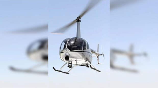 Один человек погиб при крушении вертолета под Архангельском