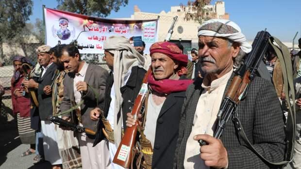 Силы ПВО Саудовской Аравии сбили боевой дрон йеменских хуситов