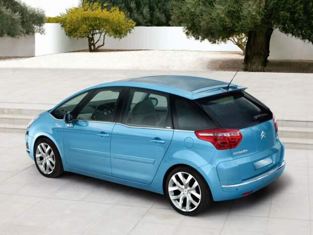 Автомобиль будущего, созданный в 2010г.