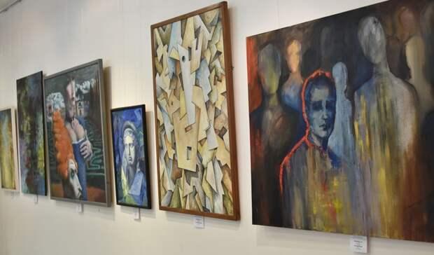 ВБелгороде открылась XXXI областная художественная выставка