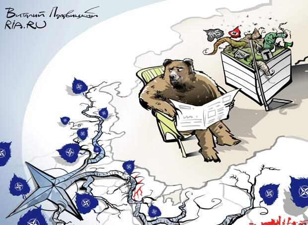 Владимир Карасёв: НАТО уступает России в Европе. Доклад военных экспертов США